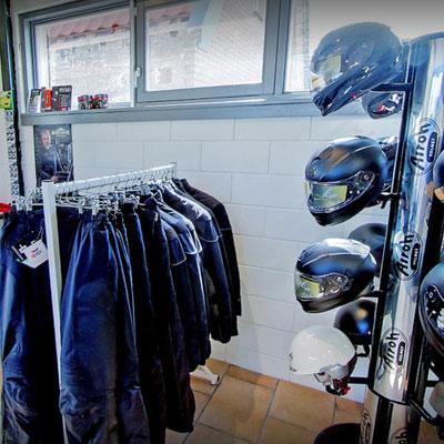 Motorkleding en motorhelmen