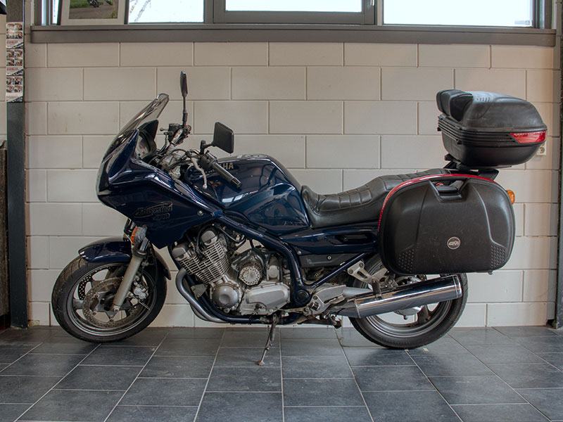 Yamaha XJ900 Diversion te koop
