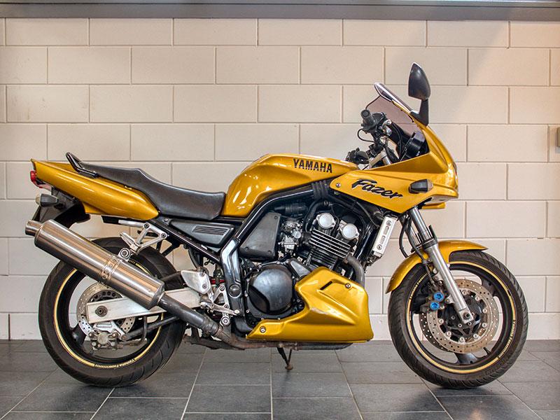 Yamaha FZS600 Fazer te koop